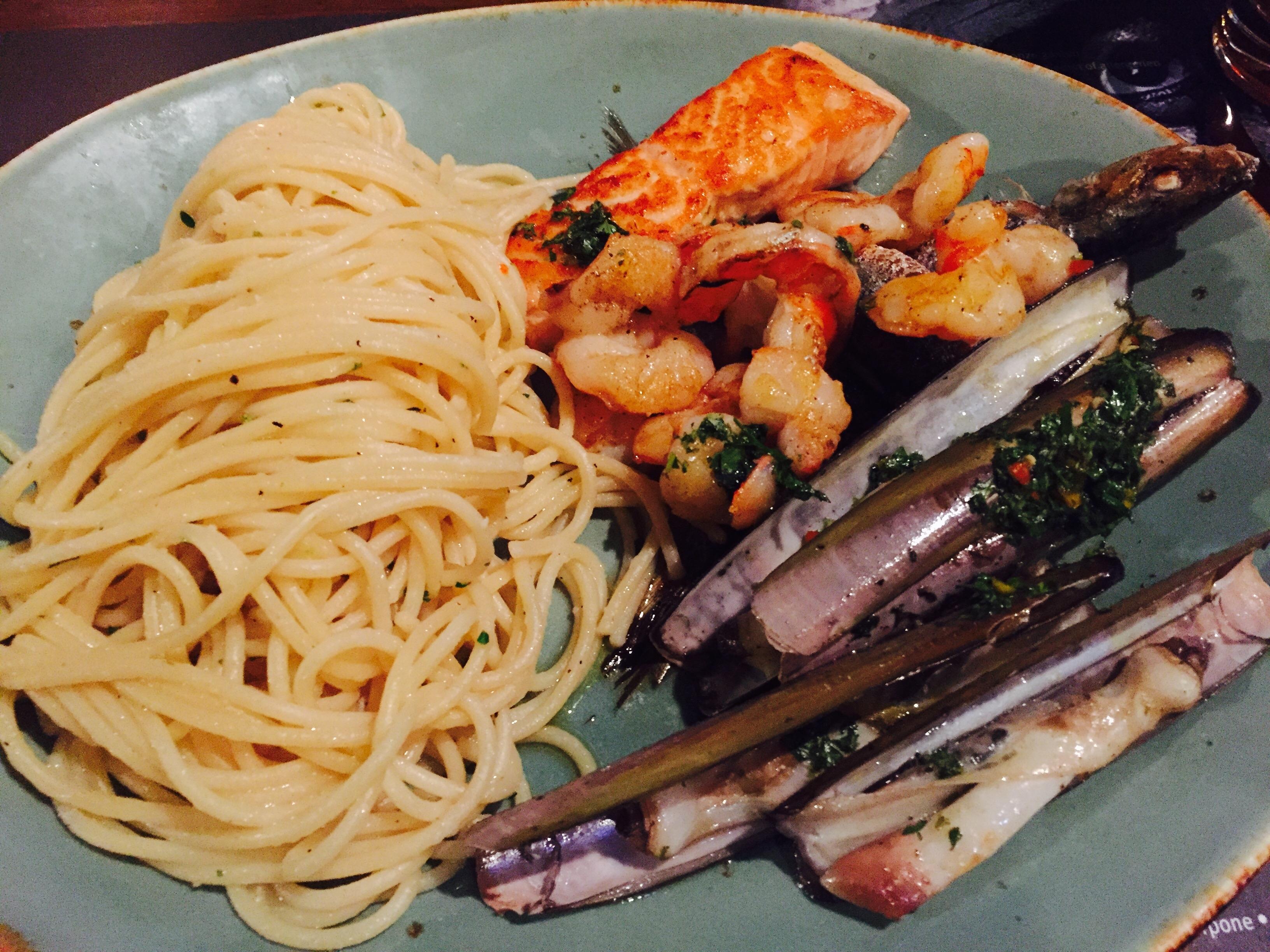 Fellini rotterdam lo amo il cibo italiano si buon appetito for Fellini rotterdam